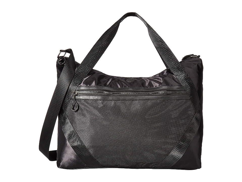 XOXO Nylon Weekender (Black) Weekender/Overnight Luggage, XOXO Nylon Weekender (Mauve) Weekender/Overnight Luggage, Neutral