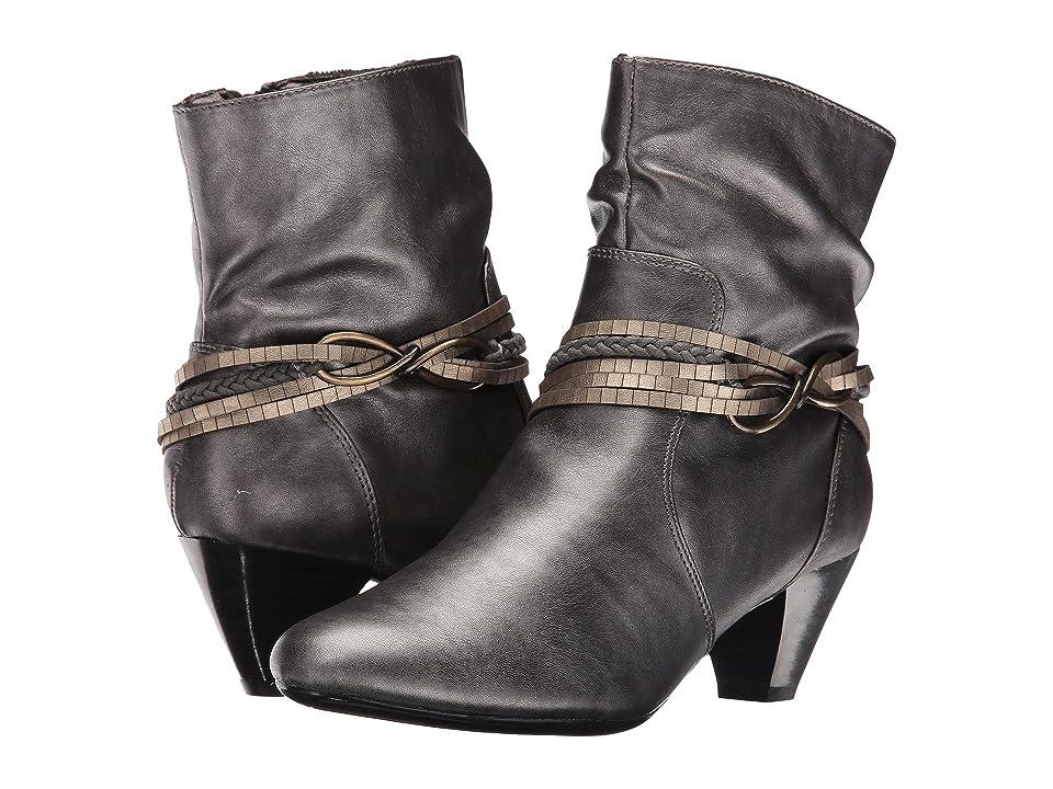 Soft Style Gayla (Dark Pewter Vitello) Women
