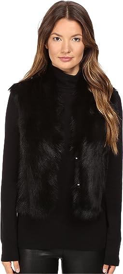 Orla Reversible Shearling Vest