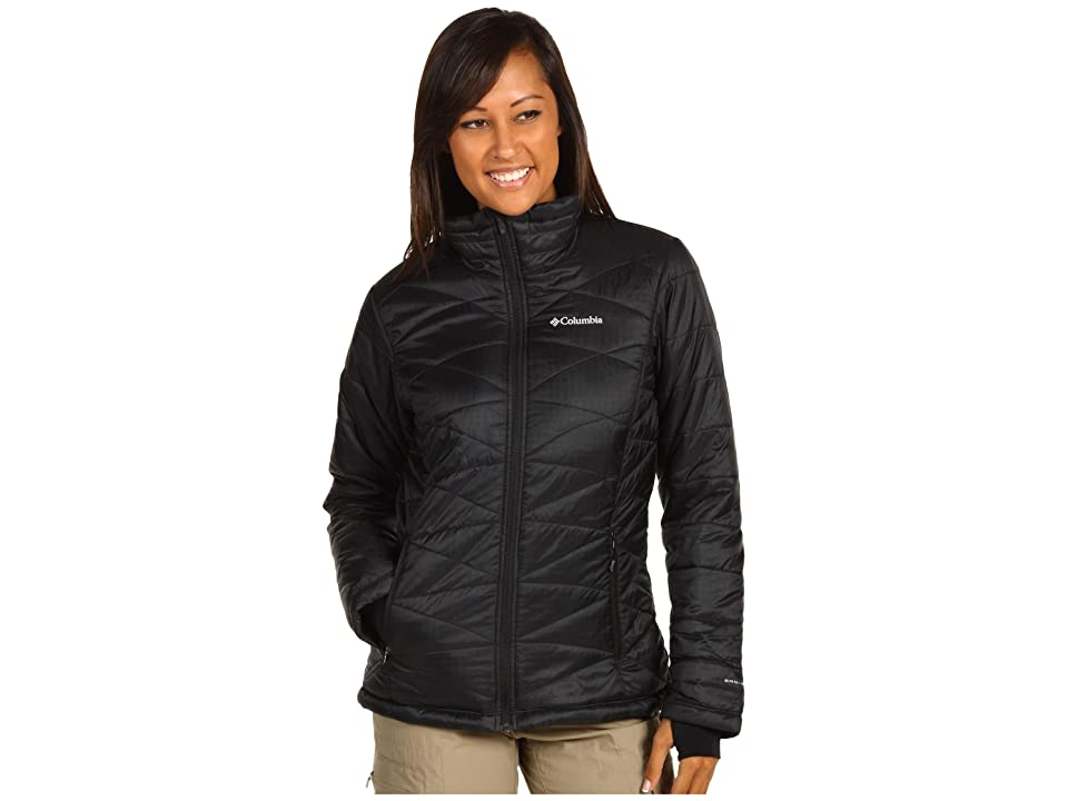 Columbia Mighty Litetm III Jacket (Black) Women