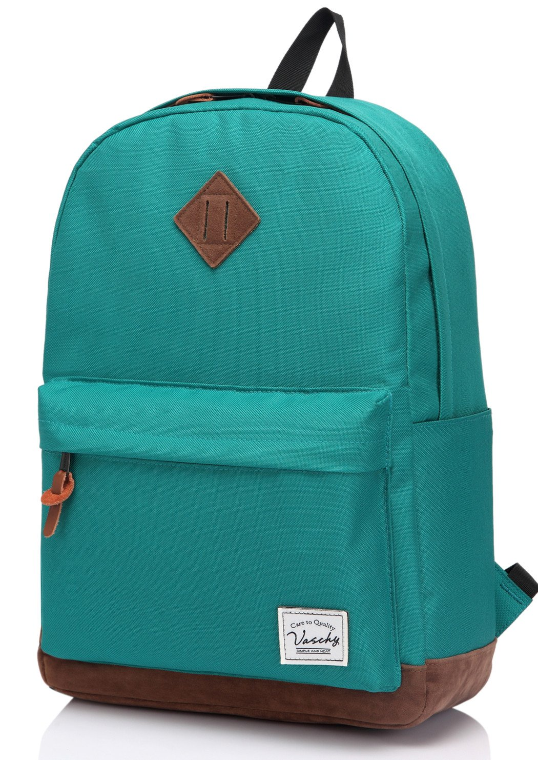 Vaschy Backpack Compartment Lightweight Rucksack