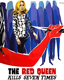 The Red Queen Kills Seven Times