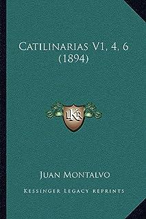 Catilinarias V1, 4, 6 (1894)