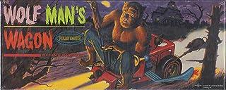 Universal Monsters Wolfman`s Wagon Model Kit