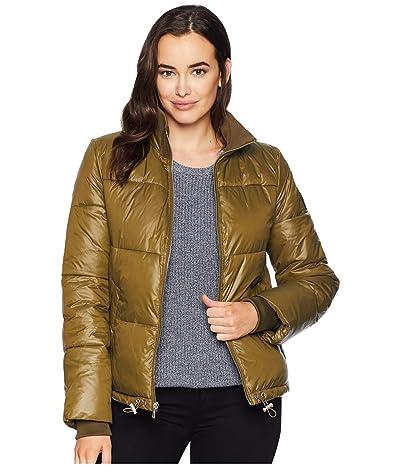 UGG Izzie Puffer Jacket Nylon (Olive) Women