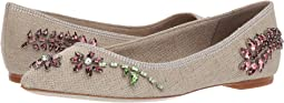 Meadow Embellished Flat