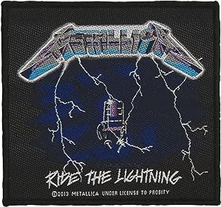Metallica Ride The Lightning Patch Standard
