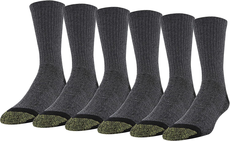 Gold Toe mens 656s Spasm price Brand Cheap Sale Venue Cotton Crew Multipairs Socks Athletic