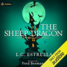 The Sheep Dragon: Unconventional Heroes, Book 4.5