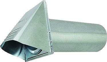 metal dryer vent hood