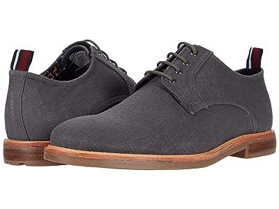Ben Sherman Birk Plain Toe (Dark Grey Cotton) Men