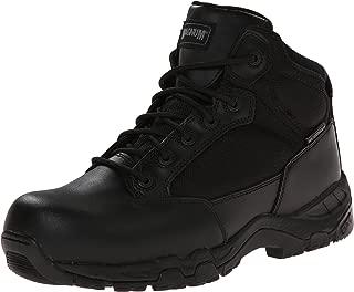 Magnum Men's Viper Pro 5 Comp Toe Waterproof Slip Resistant Work Boot