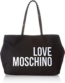 Love Moschino Precollezione Ss21 | Borsa Shopper in Canvas da Donna, Spalla, Normal