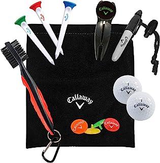 Callaway Unisex-Adult Starter Gift Set C40158, Black, One Size