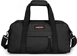 Compact + Bolsa de Viaje, 44 cm, 24 L, Negro (Black)