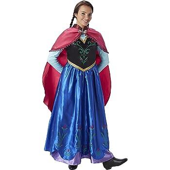 Rubies Disfraz Anna Frozen? adulto - L: Amazon.es: Juguetes y juegos
