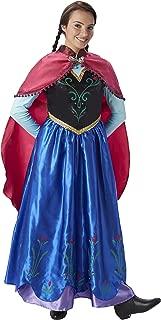Rubie's Disney Frozen Costume - Anna Costume -- Teen/Women's XS/S Size
