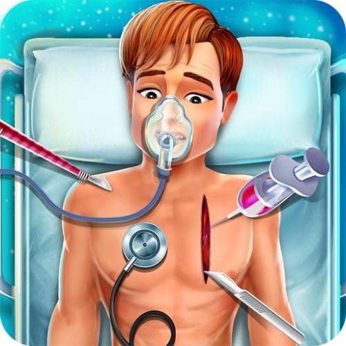 High School ER Emergency Hospital - Doktorspiele