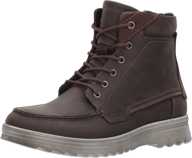 ECCO Men's Darren Mid Cut Boot