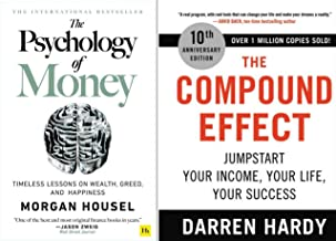 The Compound Effect +Psychology of Money( Best Selling Books Combo)