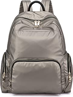 Women's Nylon Backpack Large Casaul Daypack Travel Outdoor Sport School Bookbag