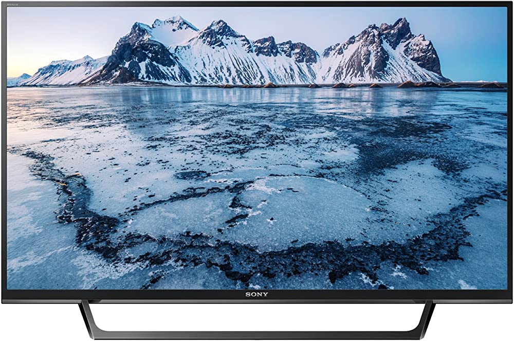 Sony televisore 40 pollici edge led, full hd, smart con browser KDL40WE665BAEP