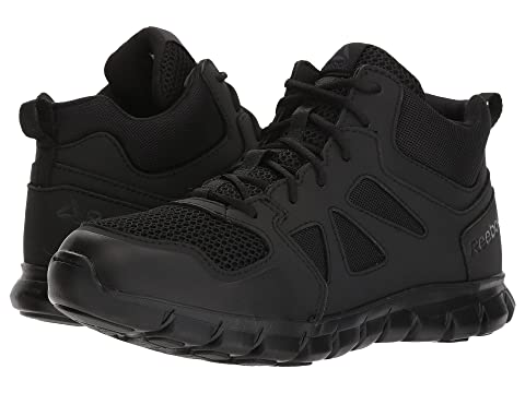 9a5c8a43b67b61 Reebok Work Sublite Cushion Tactical at Zappos.com