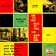 Vintage Italian Song No. 57 - EP: San Remo 1960