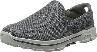 حذاء جو ووك 3 سهل الارتداء مخصص للمشي للرجال مصمم بتقنية بيرفورمانس من سكيتشرز
