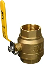 Best ball valve 3 inch Reviews