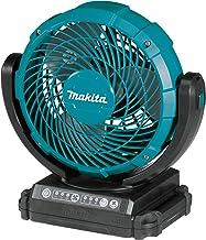 Makita DCF102Z Accuventilator 18 V (zonder accu, zonder oplader)