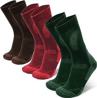 Merino Wool Hiking & Walking Socks for Men, Women & Kids, Trekking, Outdoor,..