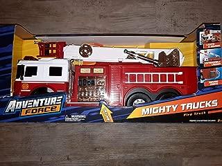 Best adventure force mighty trucks fire truck Reviews