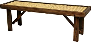 Best outdoor japanese bench Reviews
