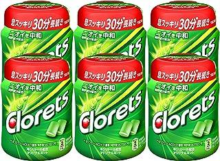 モンデリーズ クロレッツ オリジナルミントボトル 140g ×6個