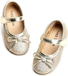 Girl's Toddler/Little Kid Ballet Mary Jane Flat Shoes