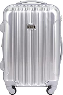 "Kensie 20""""Alma Carry-On TSA-Lock Spinner Luggage"