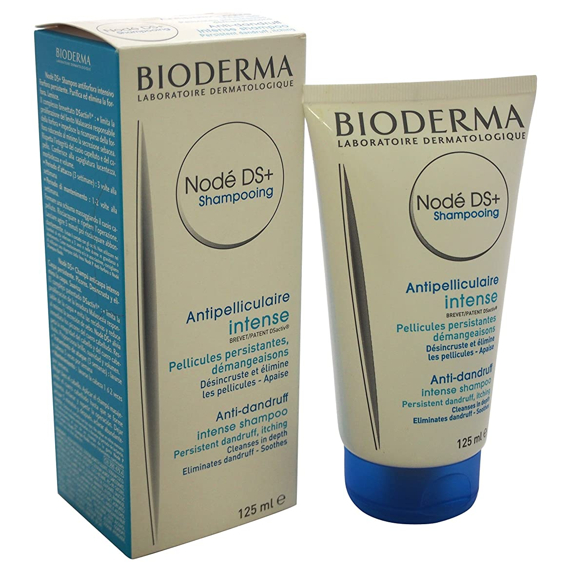 衣服所得不変Bioderma Node Ds Cream Shampoo 125ml [並行輸入品]