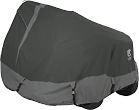 "Classic Accessories Heavy Duty Lawn Tractor Cover, Up to 54"" Decks"
