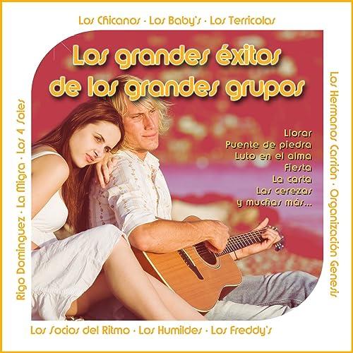 Los Grandes Éxitos de los Grandes Grupos by Various artists on Amazon Music - Amazon.com