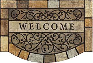 """MTOUOCK Durable Door Mats, 23""""x35"""" Inches Heavy-Duty Welcome Mat for Front Door with Non-Slip Rubber Backing, Commercial O..."""