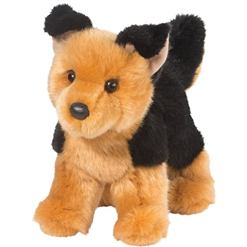 Stuffed German Shepherd: Amazon com