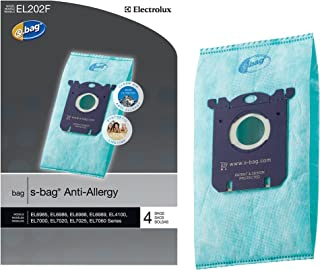 Genuine Electrolux S-Bag Clinic Vacuum Bag,  Case Pack of 16 Bags