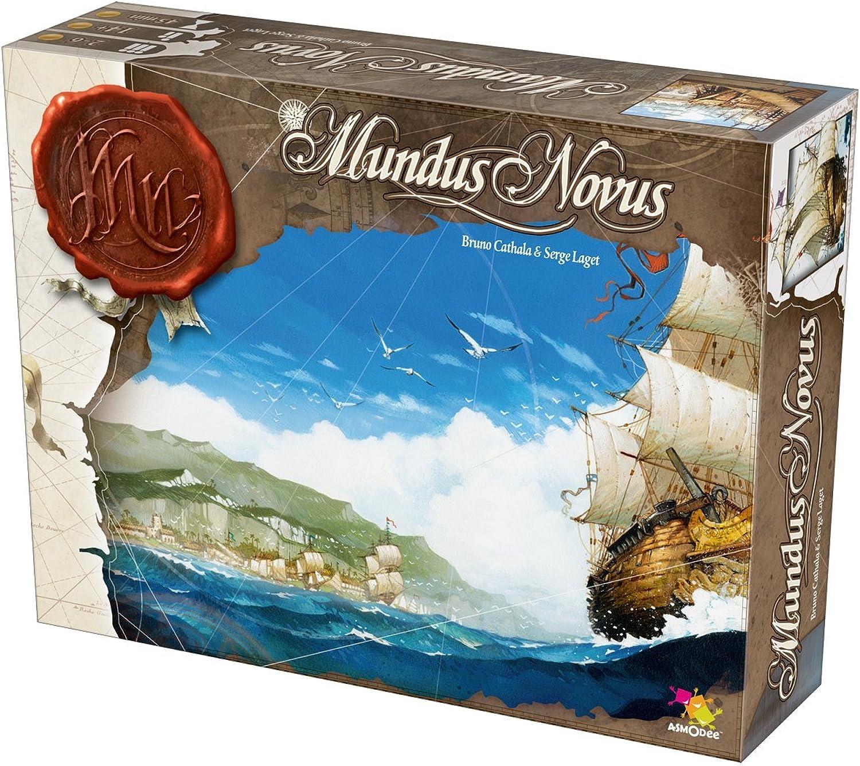 Asmodee 001115 - Mundus Novus
