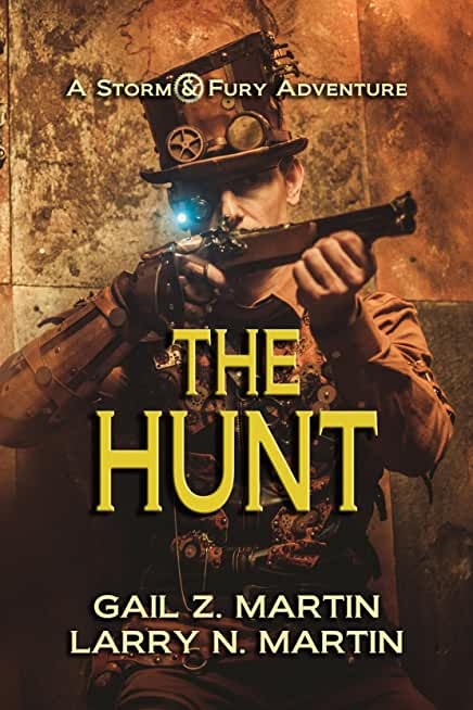 The Hunt: A Storm and Fury Adventure (English Edition)