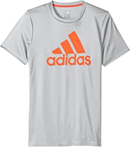 adidas Kids - Badge of Sport Tee (Big Kids)