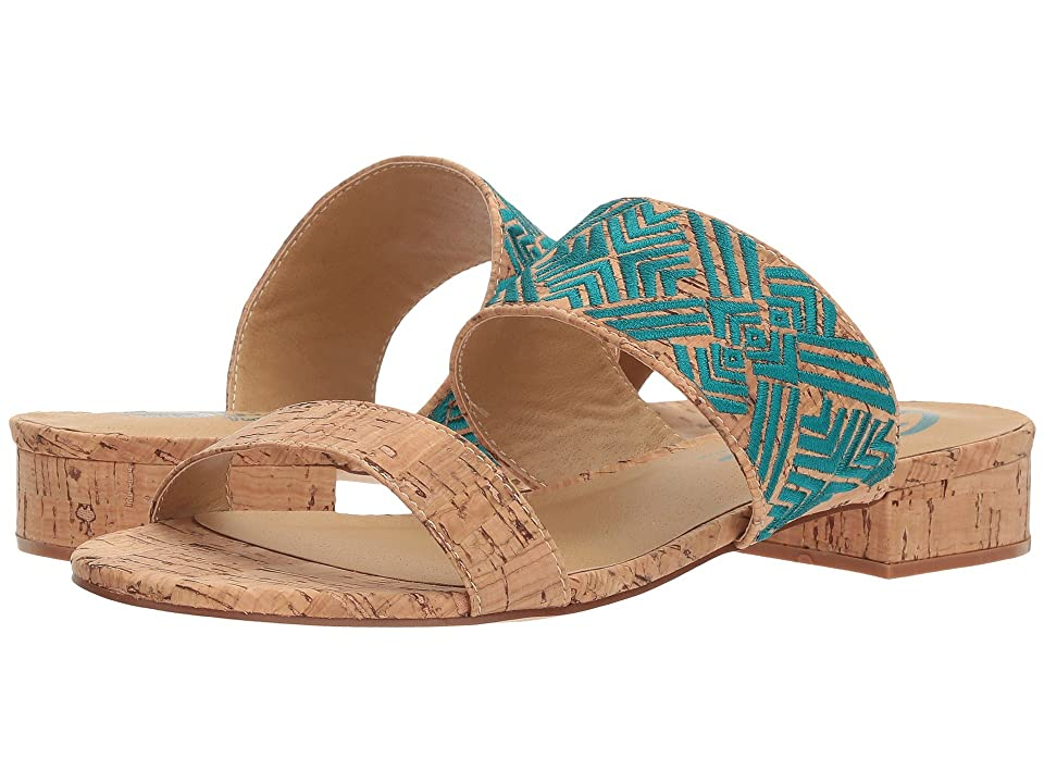 Sbicca Palazzo (Turquoise) Women