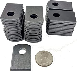 metal mounting tabs