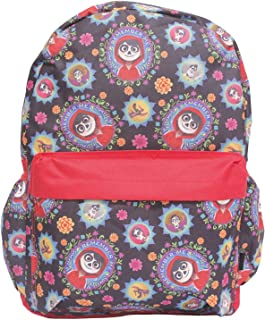 Disney Pixar Coco 16' Large Backpack-Print All Over