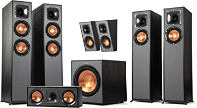 Klipsch R-625FA 5.1.4 Dolby Atmos Home Theater System